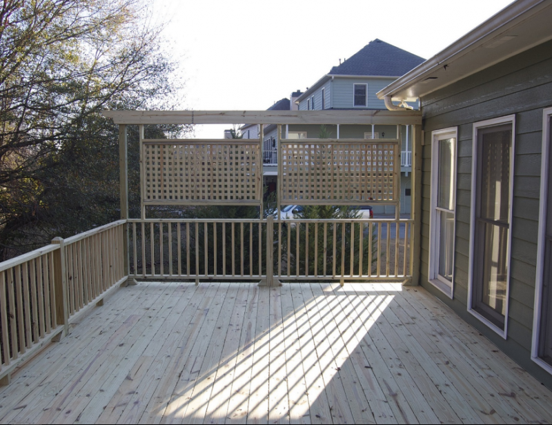 deck privacy screen privacy screen for deck railing DJVEAPQ