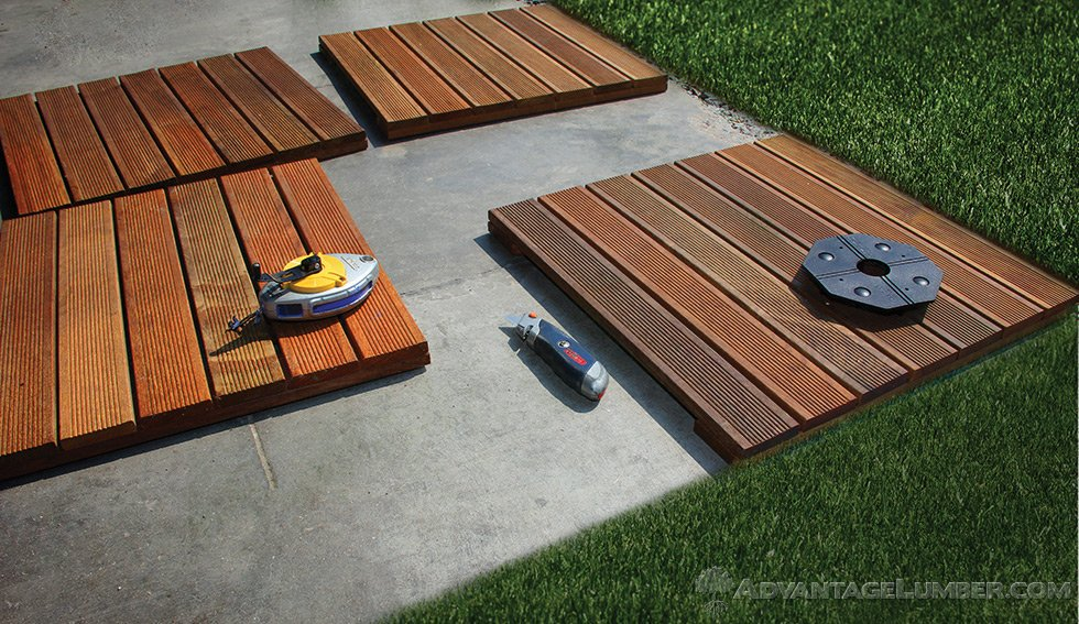 deck tile deck tiles installation MIVQBOE