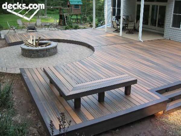 decking designs backyard deck design decking design ideas best home design ideas sondos CPDVJEL