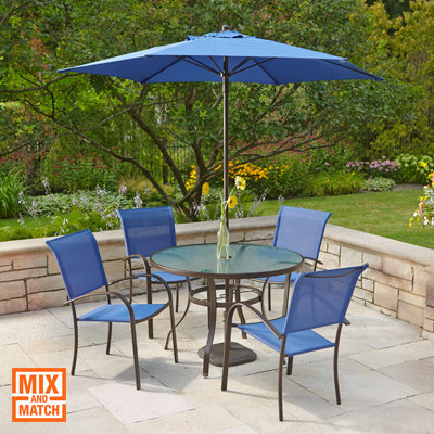 decorate outdoor table and chairs of you house with stylish funiture WZINLFX