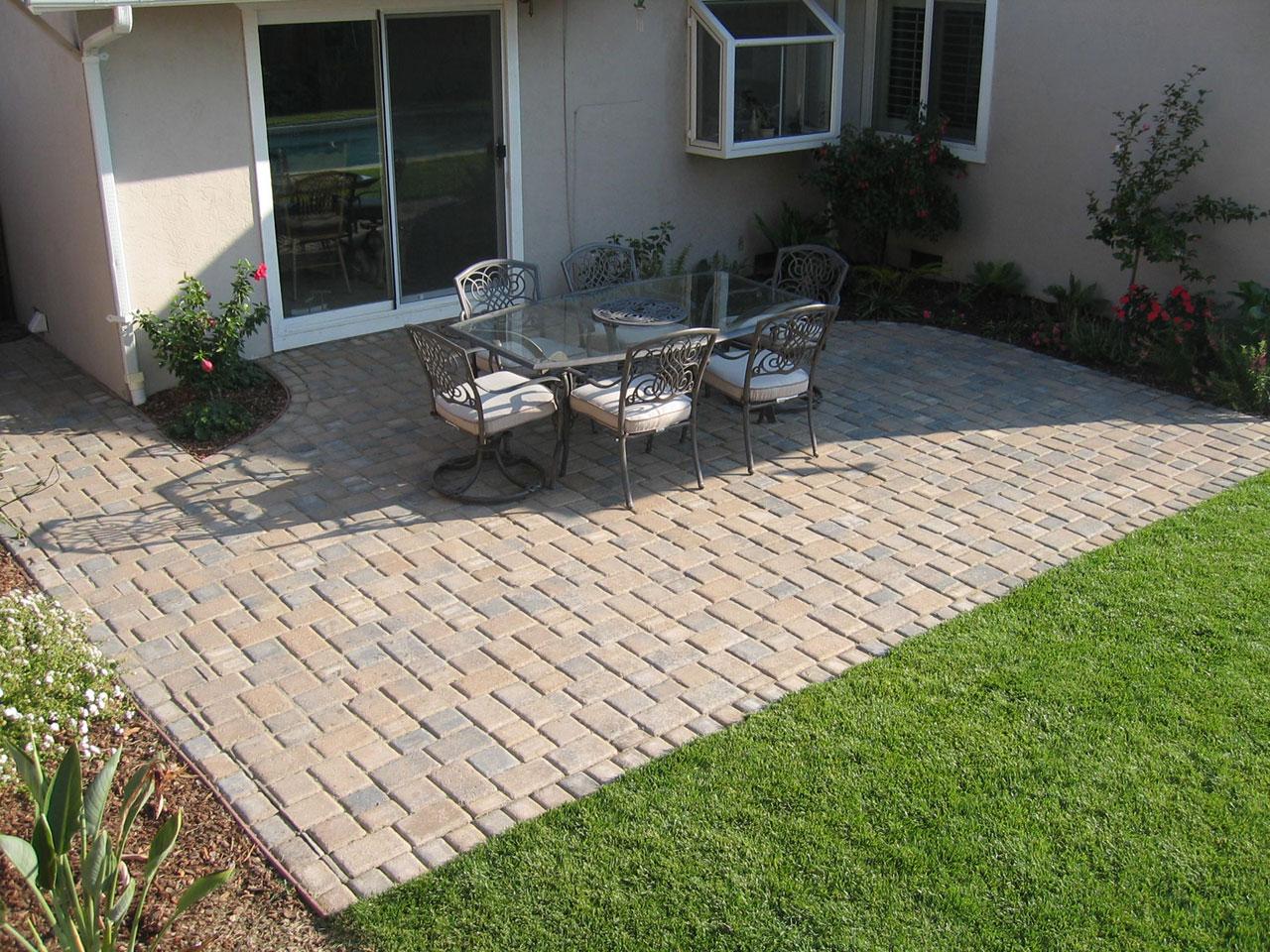 design of paver patio ideas patio design plan brick paver patio ideas FINEHWJ