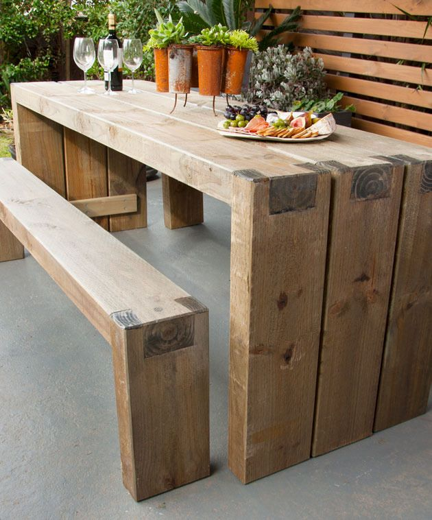 discover ideas about outdoor table plans KBYFFDB
