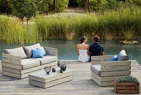 diy outdoor furniture picture of diy outdoor garden furniture ... KHYACAX