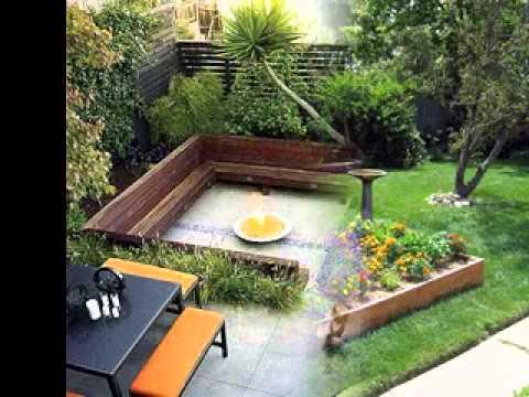 diy small backyard garden ideas CZOQUMM