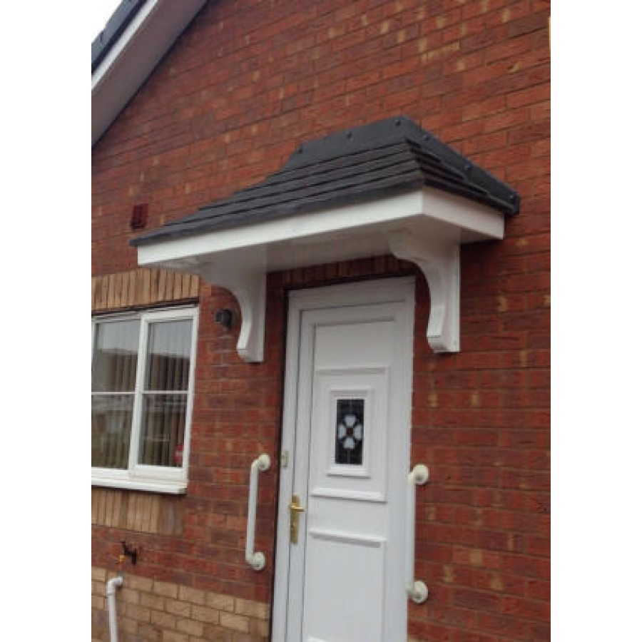 The factors that contribute to perfection in the making of door canopies