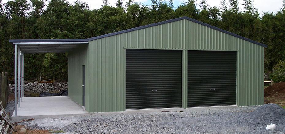 double garage double garages QLHKNRC