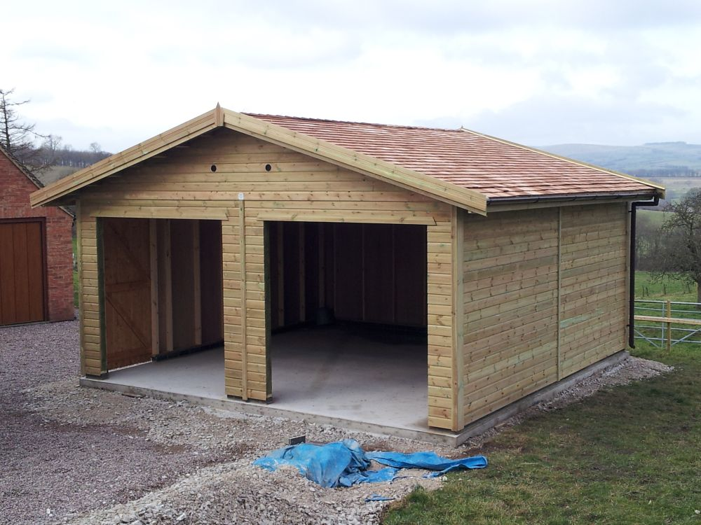 double garage WBUORLK