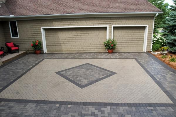 driveway designs paver driveways in minneapolis st paul minnesota southview interesting ideas HFTZCXW