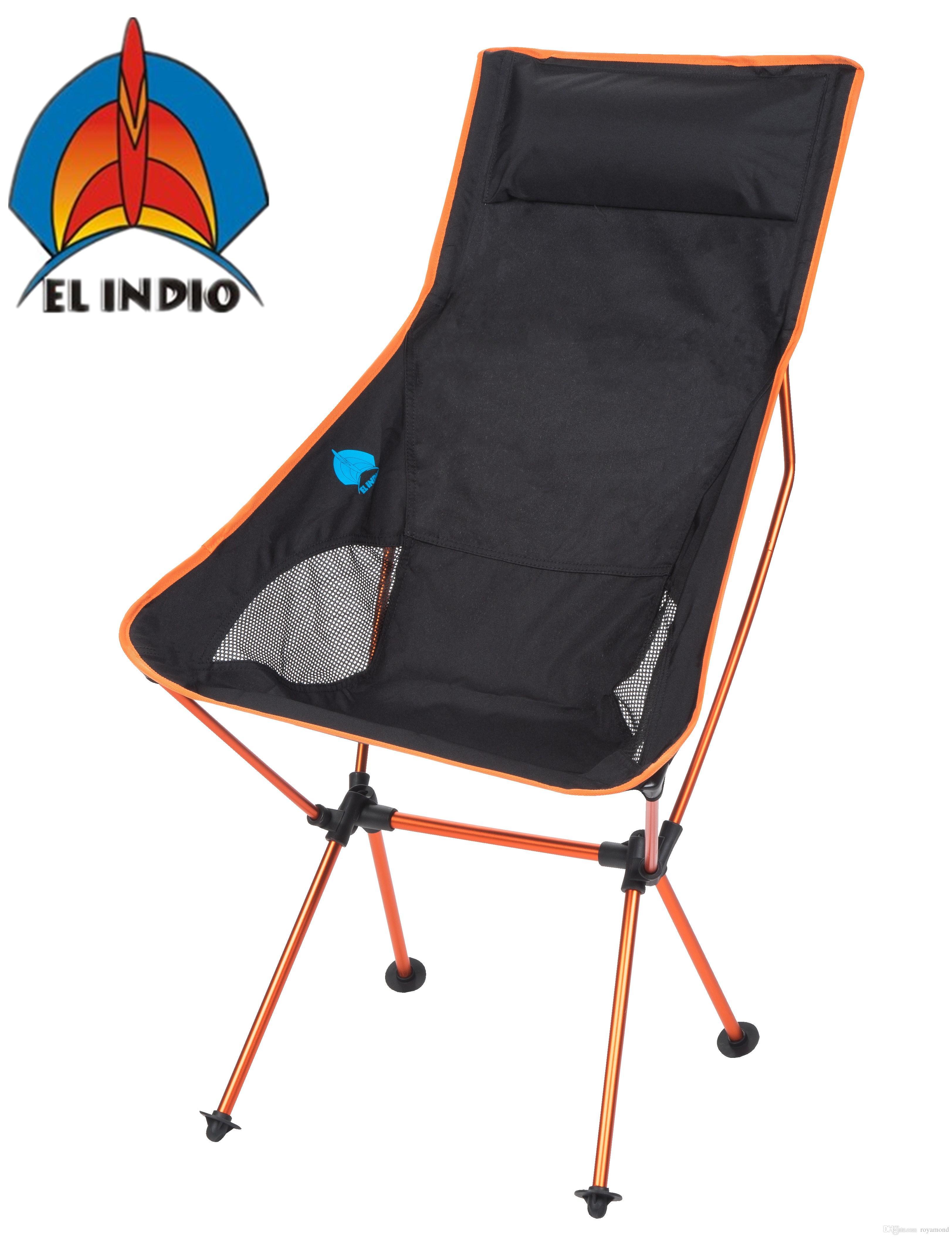 el indio fishing chair folding camping chairs ultra lightweight folding  portable OGLSJHF