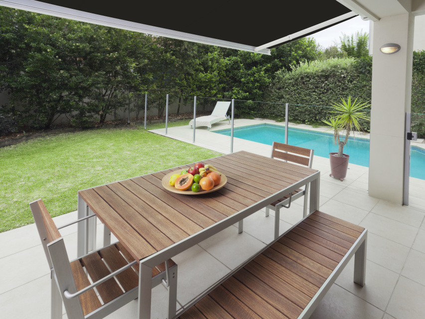 electric awnings l series (luxury) electric retractable awning NGYWAEQ