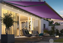 electric awnings the samson range of retractable patio awnings for your home extends to XOKVHDX
