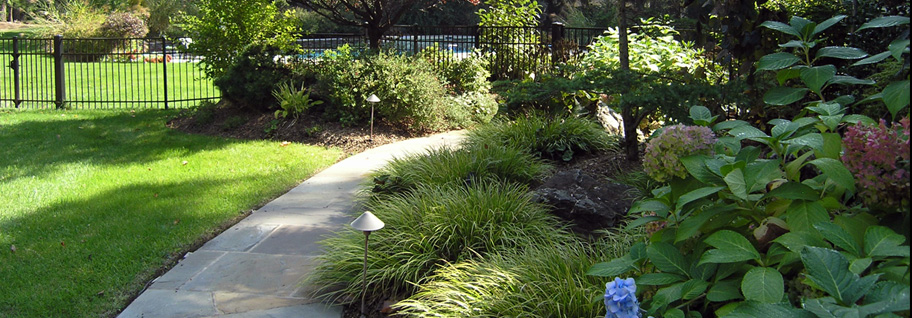 evergreen landscaping - residential, commercial u0026 sustainable landscape  design services in KUVNGDB