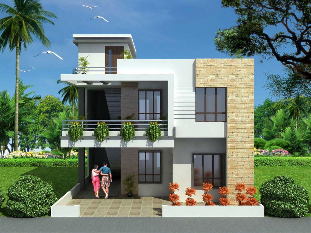 exterior design 3d showcase residential commercials hotel LTDWRIQ