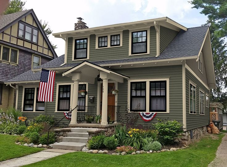exterior house colors exterior paint colors - consulting for old houses - sample colors | WWQGIRR