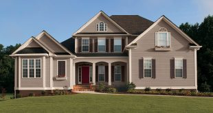 exterior house colors ... neutrals ... OALVCRF
