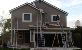 exterior house painting contractor ZFOUVCF