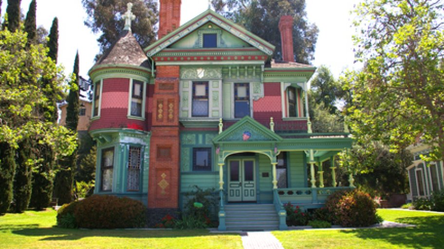exterior house painting exterior paint. the hale house is one of the most photographed homes BOPZQSL
