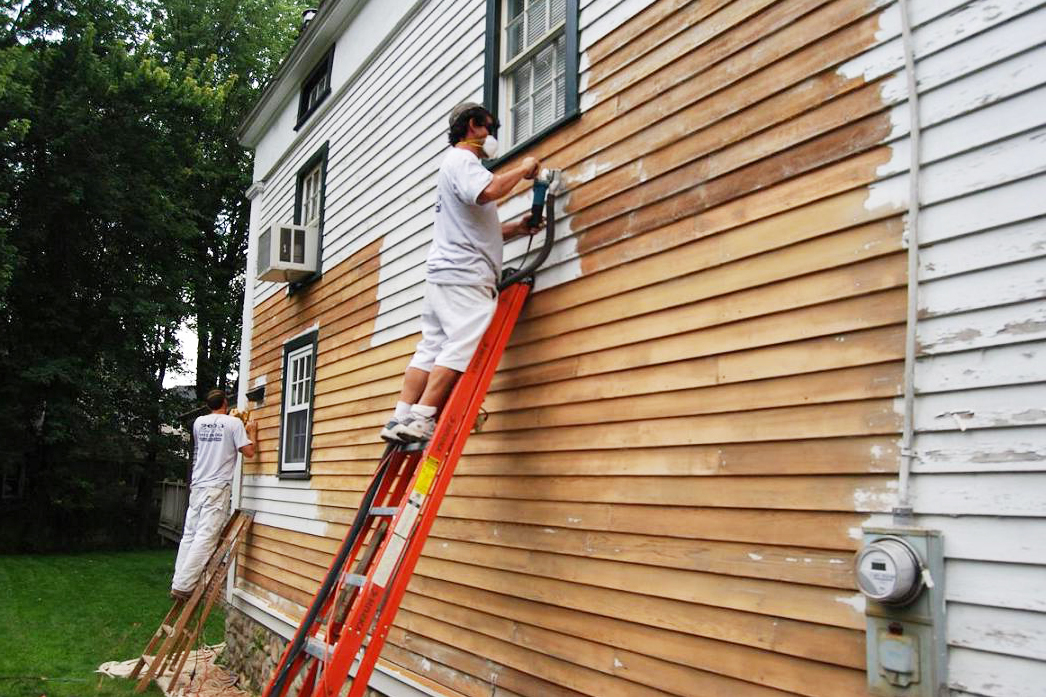exterior house painting exterior paint tips | exterior painting pointers | houselogic RJAVLQD