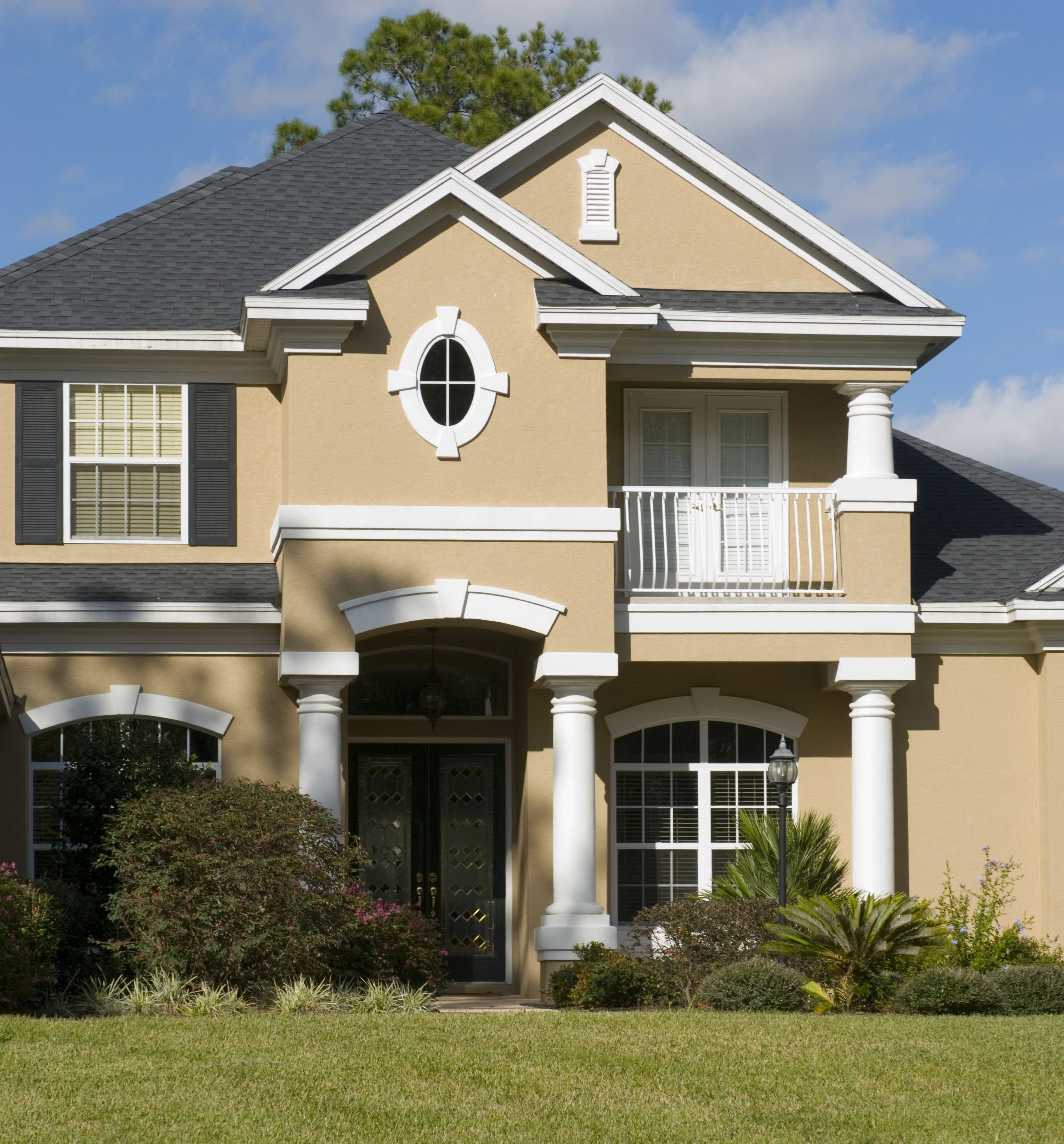 exterior house painting www.exterior house colors | color chemistry and house paint - elegant ZKBIIQD