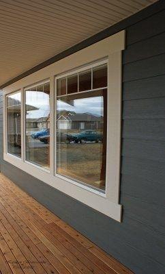 exterior window trim easy window trim more SHRCANV