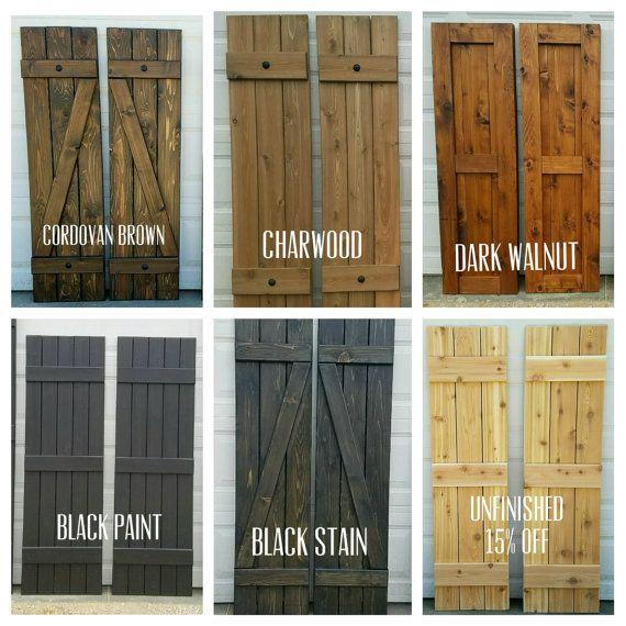 exterior wood shutters best 25 exterior shutters ideas on pinterest window shutters brilliant faux wood QBFDTJT