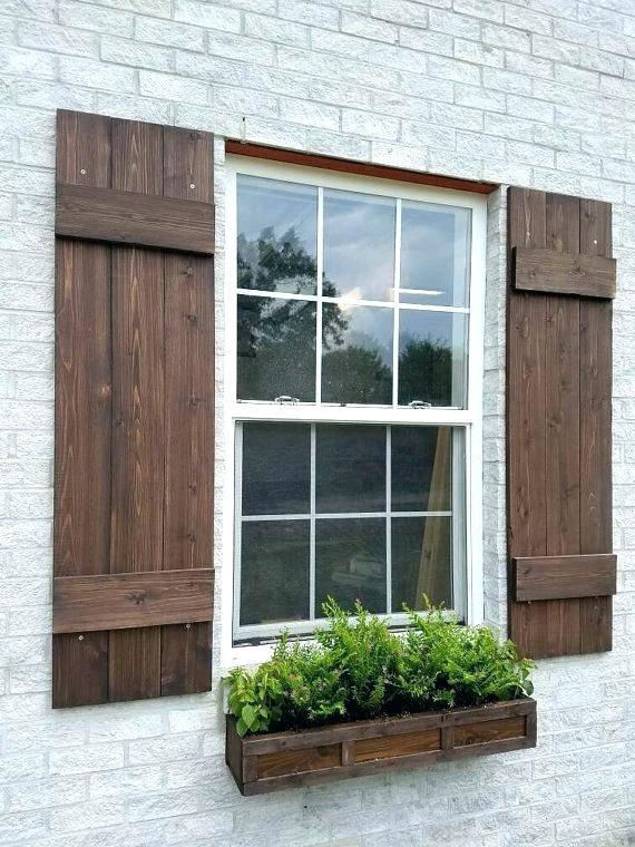 exterior wood shutters custom exterior window shutter traditional wood shutters RCIEAKX