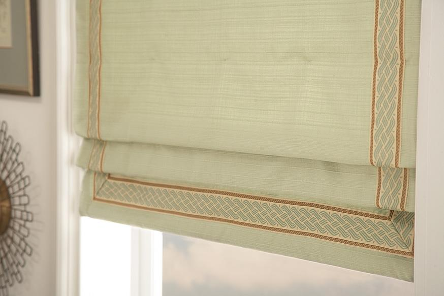 fabric shades LEFMUOF