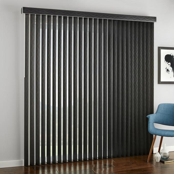 fabric vertical blinds 3 ½ PRTGIUC