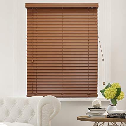 faux blinds chicology faux wood blinds / window horizontal 2-inch venetian slat, faux NMGIGGN
