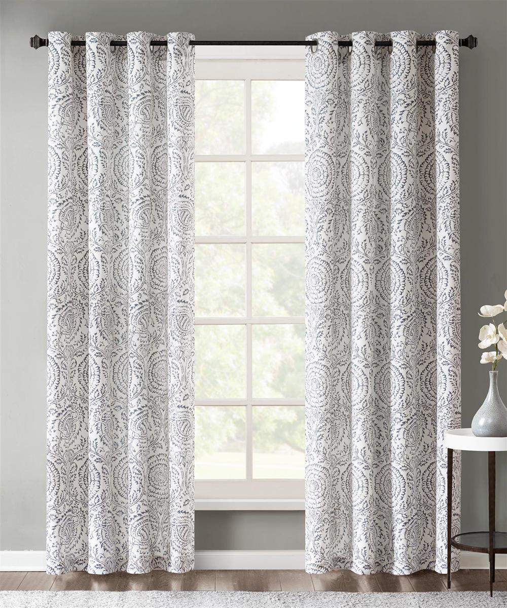 featuring a woodblock kamala pattern, our kamala window panels are sure to XDBRSFR