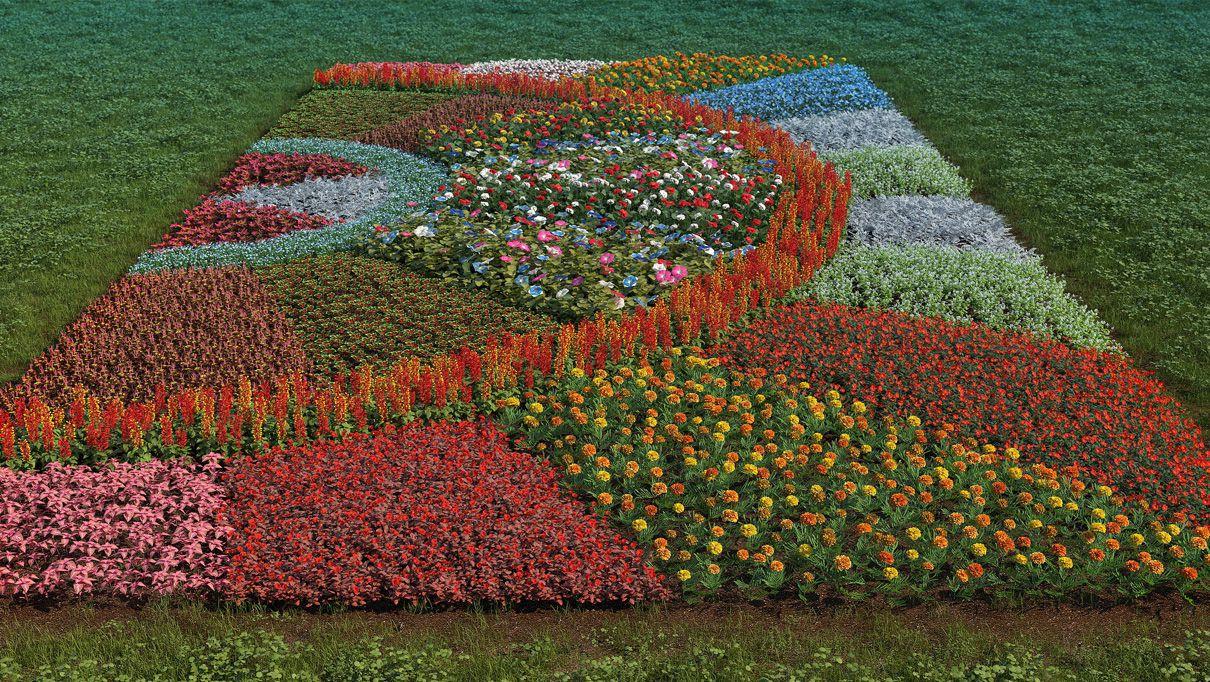 flower beds iflowers vol.3 flowerbeds TXPFIEJ