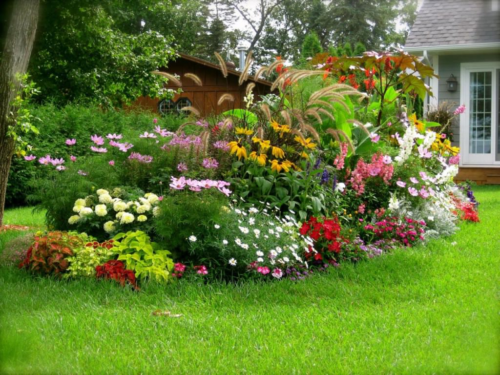 flower beds small flower bed ideas NYEZQIC