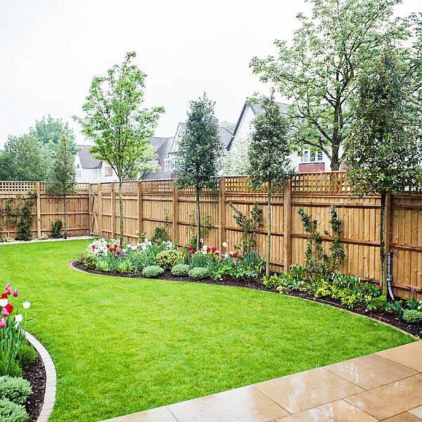 flower garden fence ideas, build your own garden fence, garden fencing ideas QVCDVXE