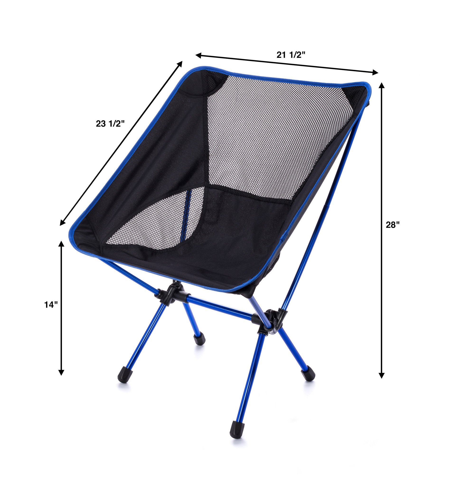 folding camping chairs ... trekultra portable compact lightweight camp chair with bag - ultralight folding UUNEEUW
