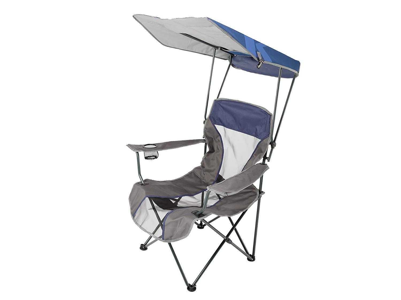 folding chair with canopy amazon.com : kelsyus premium canopy chair : sports u0026 outdoors HRQILMM