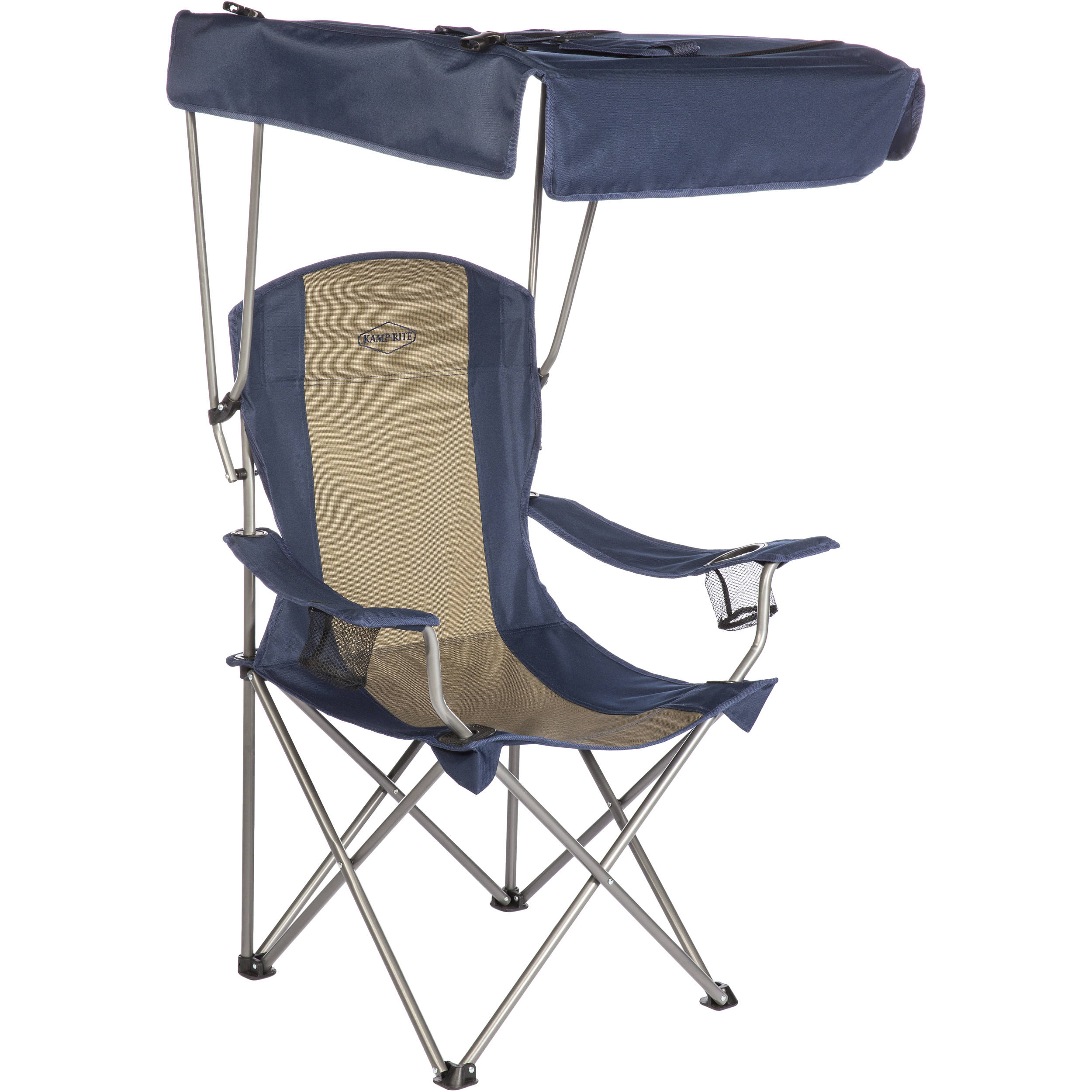 folding chair with canopy kamp-rite folding chair with shade canopy SVXQFUH