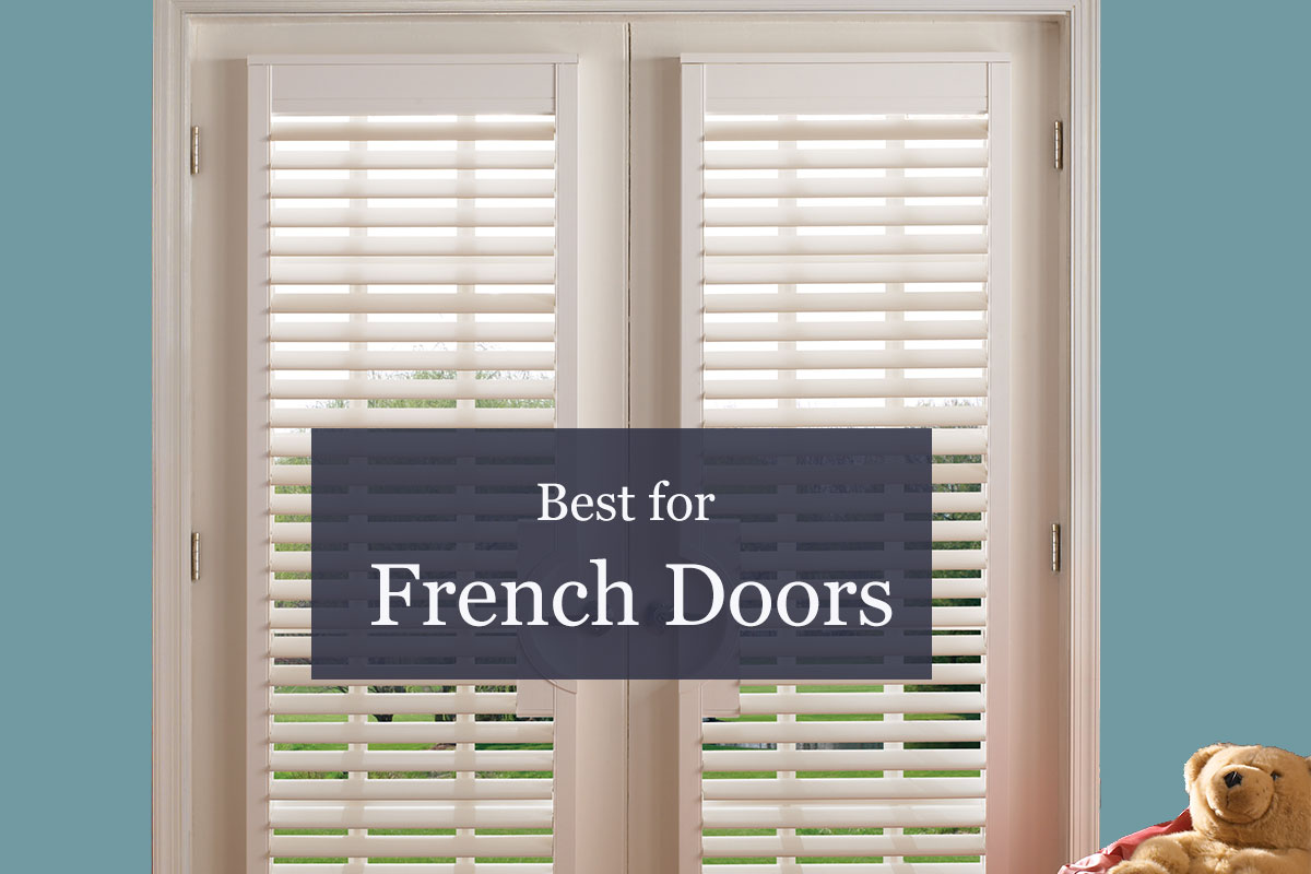 FRENCH DOOR BLINDS – ULTIMATE SOLUTION FOR YOUR DOOR & WINDOW