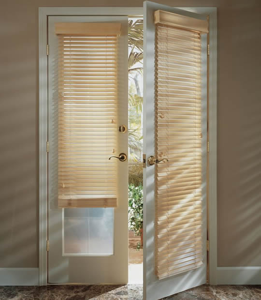 french door blinds premium wood blinds MEAGWQK