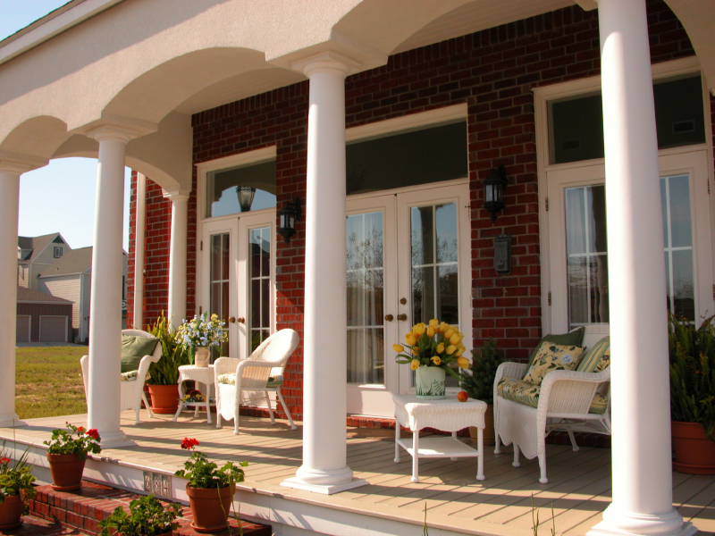 front porch designs 101 front porch ideas for 2018 (pictures) TUYDQJI
