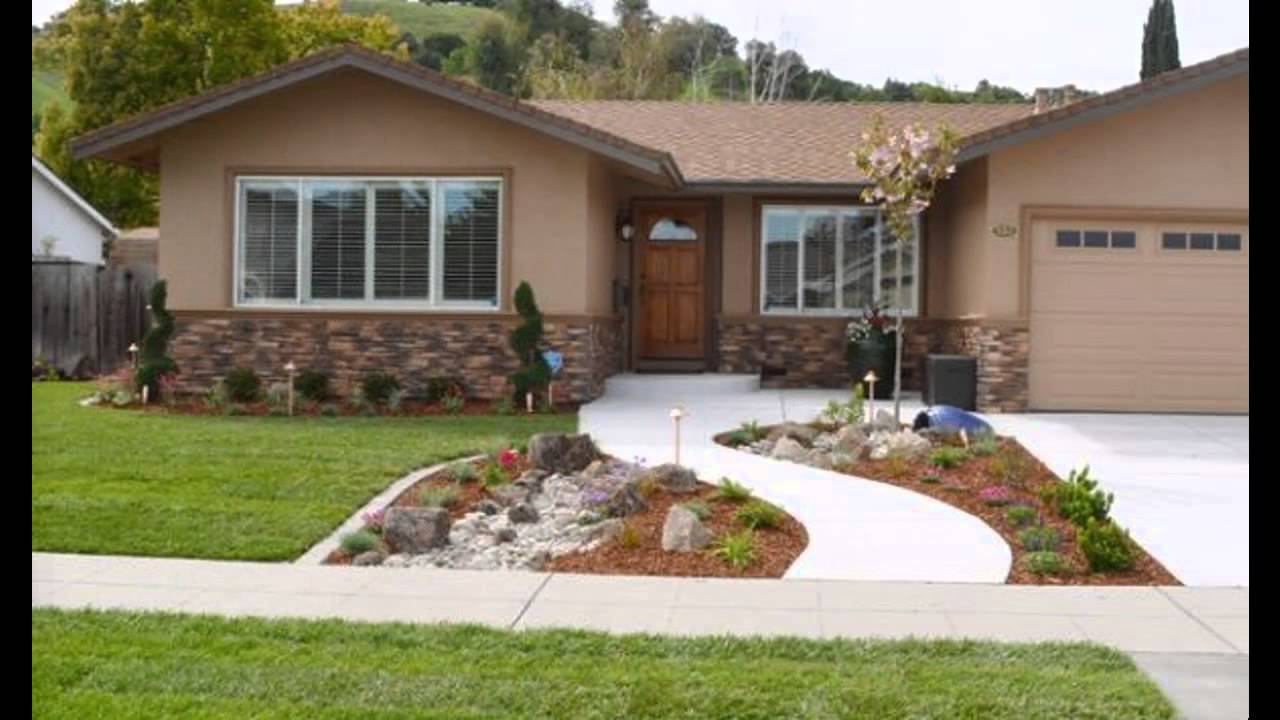 The need of a good front yard design