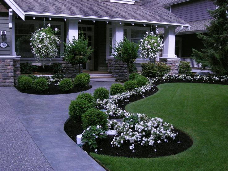 front yard designs front yard front yard makeover transformation | south surrey bc UMRGHKG