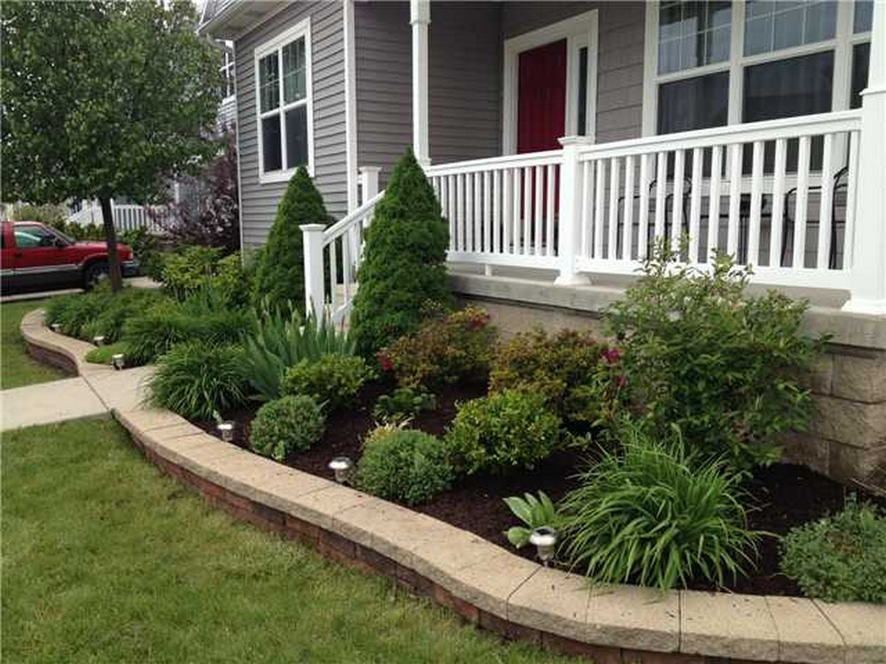 front yard landscaping ideas front-yard-landscape (41) VGGHUEZ