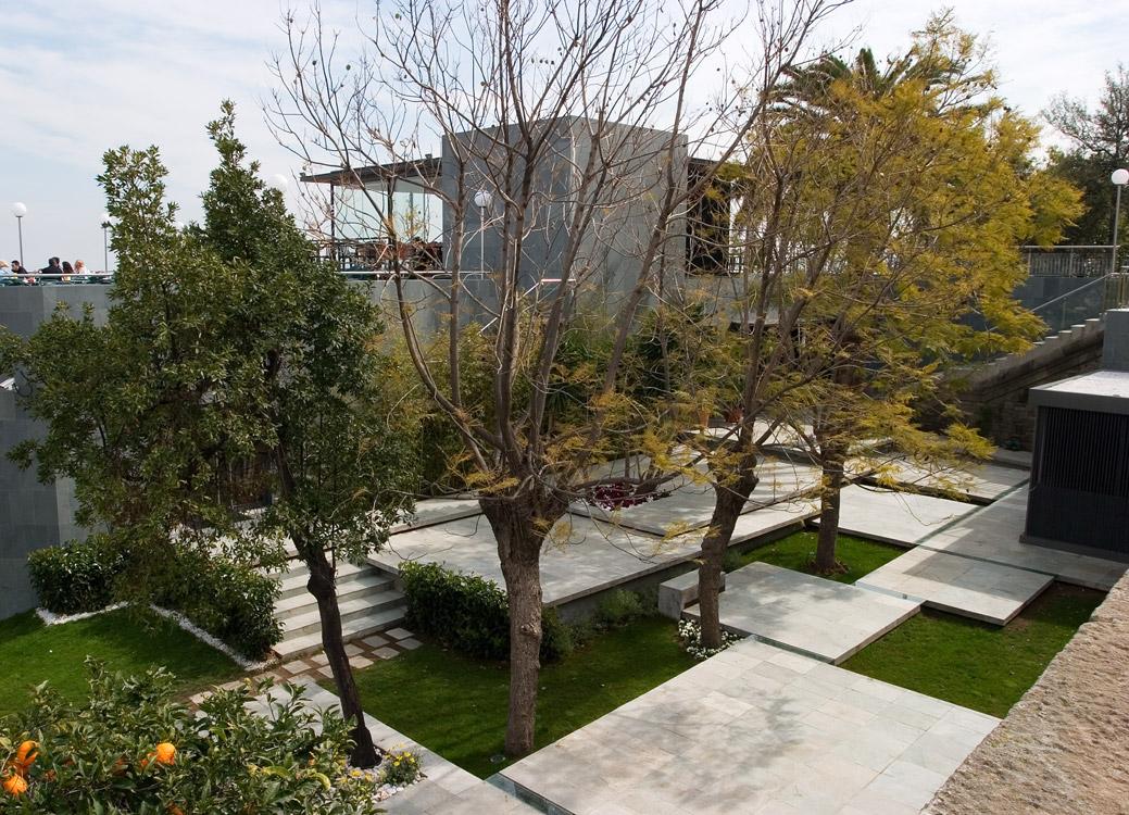 garden architecture fondarius-architecture-montjuic-garden-barcelona-01 « landscape architecture  works   landezine. u003e NPPHVZU