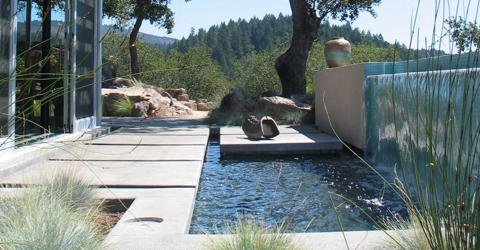 garden architecture - landscape design u0026 construction - berkeley, ca TAAPLBN