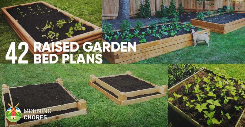 garden bed ideas 59 diy raised garden bed plans u0026 ideas you can build in VMUYIWH
