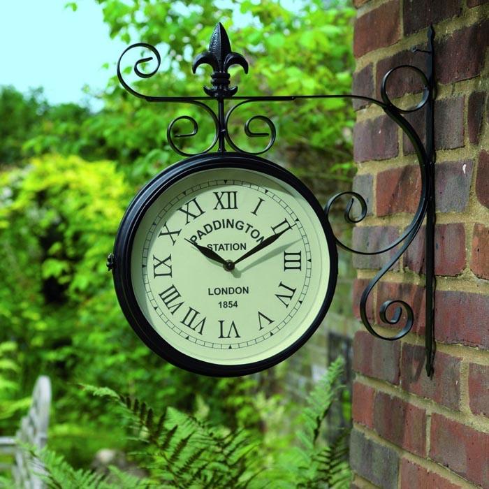 garden clock garden clock EKHPYUE