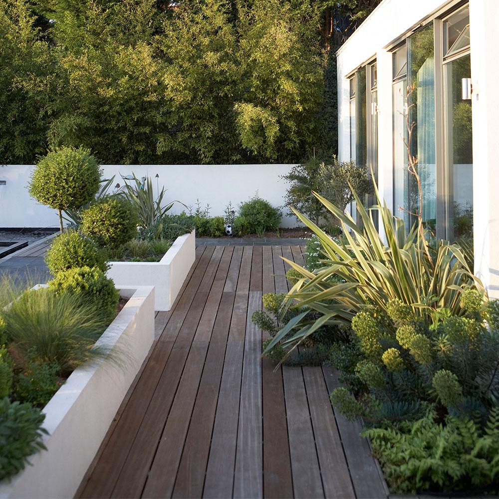 garden decking ideas DYFBNCS