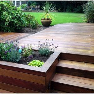 garden decking ideas small deck ideas - looking for small deck design ideas? check out AUGFYIB