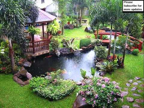 garden decoration design ideas, pictures VSPYRDH