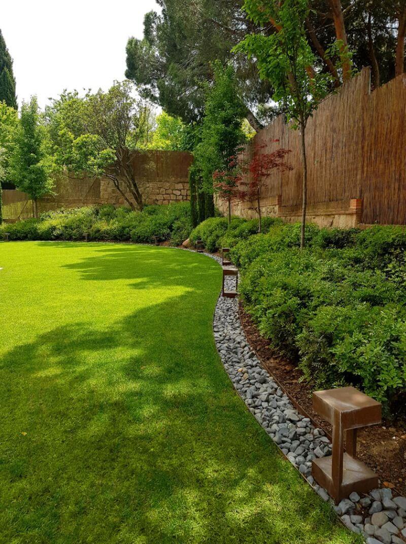 garden edging small stone BLYMQVX